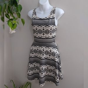 DIVIDED Fit & Flare Style Dress